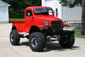 ISO 1940s dodge power wagon any condition