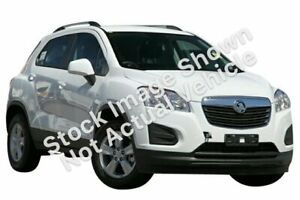 2014 Holden Trax TJ MY14 LS White 6 Speed Automatic Wagon Tuggerah Wyong Area Preview