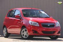 2011 Holden Barina TK MY11 Red 5 Speed Manual Hatchback Frankston Frankston Area Preview