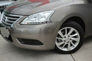 2014 Nissan Pulsar B17 ST Grey 1 Speed Constant Variable Sedan Berwick Casey Area Preview