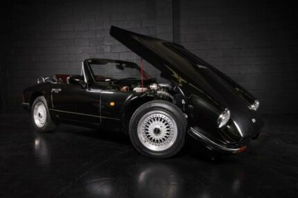 1988 TVR 290S SOFTTOP Black Manual Coupe Slacks Creek Logan Area Preview