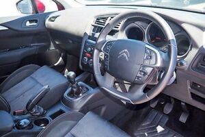 2012 Citroen C4 B7 Seduction Red 5 Speed Manual Hatchback Maddington Gosnells Area Preview
