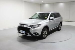 2019 Mitsubishi Outlander ZL MY20 LS 2WD Silver 6 Speed Constant Variable Wagon Invermay Launceston Area Preview