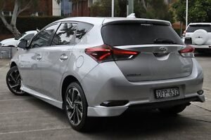 2016 Toyota Corolla ZRE182R MY15 ZR Silver 7 Speed CVT Auto Sequential Hatchback Mosman Mosman Area Preview