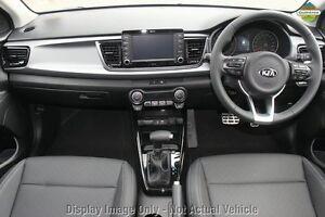 2017 Kia Rio YB MY17 SLi Clear White 4 Speed Sports Automatic Hatchback Watanobbi Wyong Area Preview