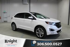 2015 Ford Edge Sport Navigation, Moon Roof
