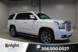 2016 GMC Yukon Denali Navigation, Rear DVD