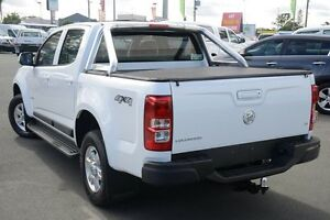 2013 Holden Colorado RG MY13 LT Crew Cab White 5 Speed Manual Utility Acacia Ridge Brisbane South West Preview