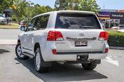 2014 Toyota Landcruiser VDJ200R MY13 Sahara White 6 Speed Sports Automatic Wagon Noosaville Noosa Area Preview