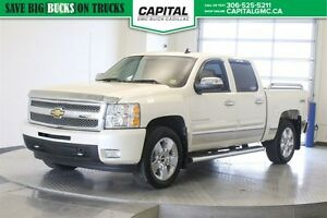 2010 Chevrolet Silverado 1500 LTZ Crew 4x4 *Remote Start-Sunroof