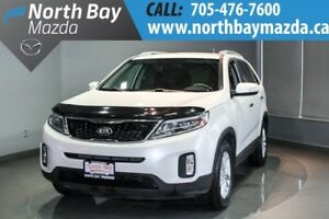 2014 Kia Sorento LX Heated Front Seats + Remote Start + Bluetoot