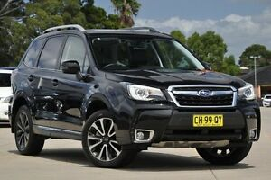 2016 Subaru Forester MY16 2.0XT Premium Black Continuous Variable Wagon Greenacre Bankstown Area Preview