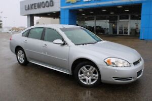 2011 Chevrolet Impala LT (6 Way Power Driver Seat, Remote Vehicl