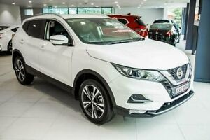 2018 Nissan Qashqai J11 Series 2 ST-L X-tronic White 1 Speed Constant Variable Wagon Chatswood Willoughby Area Preview