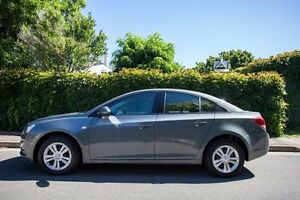 2010 Holden Cruze JG CD Grey 6 Speed Sports Automatic Sedan Hove Holdfast Bay Preview
