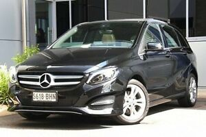 2015 Mercedes-Benz B200 CDI W246 DCT Black 7 Speed Sports Automatic Dual Clutch Hatchback Hilton West Torrens Area Preview