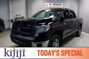 2014 Toyota Tundra 4WD CREWCAB SR5 Accident Free,  Back-up Cam,