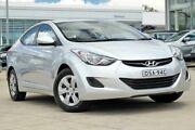 2013 Hyundai Elantra MD2 Active 6 Speed Sports Automatic Sedan Blacktown Blacktown Area Preview