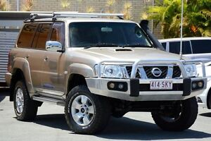 2012 Nissan Patrol GU 7 MY10 ST Gold 5 Speed Manual Wagon Kedron Brisbane North East Preview