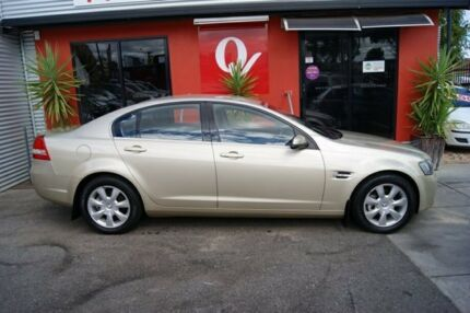2007 Holden Berlina VE MY08 Gold 4 Speed Automatic Sedan Blair Athol Port Adelaide Area Preview
