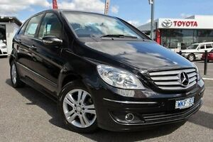 2008 Mercedes-Benz B200 Black Constant Variable Hatchback Keysborough Greater Dandenong Preview