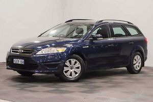 2011 Ford Mondeo MC LX PwrShift TDCi Blue 6 Speed Sports Automatic Dual Clutch Wagon Thornlie Gosnells Area Preview