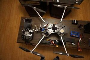 Turbo Ace Matrix-E Multirotor Professional Camera Platform-DRONE