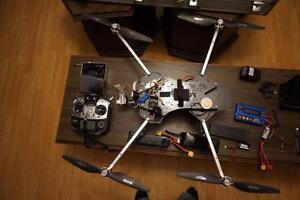 Turbo Ace Matrix-E Multirotor Professional Camera Platform-DRONE