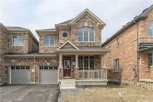 Brand New 4 Bed, 3 Bath Spacious Townhouse In Stouffville