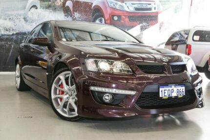 2012 Holden Special Vehicles Clubsport E Series 3 MY12.5 Alchemy Purple 6 Speed Sports Automatic Rockingham Rockingham Area Preview