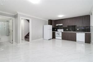$1700 / 2br - 2 BEDROOM BASEMENT SUITE -BRAND NEW - AVAILABLE NO