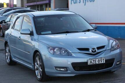 2006 Mazda 3 BK SP23 Blue 4 Speed Auto Activematic Hatchback