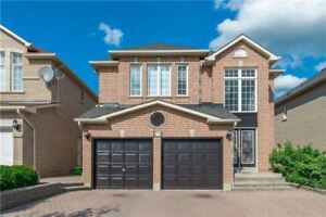 4Brm, 4Wrm house available in Markham for immediate lease