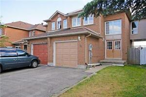 House with 3 bedrooms for rent in Brampton. Basement also vacant
