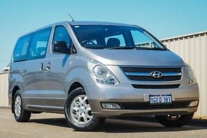 2014 Hyundai iMAX TQ-W MY15 Silver 4 Speed Automatic Wagon Pearsall Wanneroo Area Preview