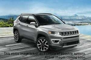2019 Jeep Compass Trailhawk