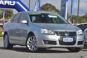 2009 Volkswagen Jetta 1KM MY10 147TSI DSG Highline Silver 6 Speed Sports Automatic Dual Clutch Sedan Willagee Melville Area Preview