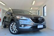 2014 Mazda CX-9 TB10A5 Luxury Activematic Grey 6 Speed Sports Automatic Wagon Rockingham Rockingham Area Preview