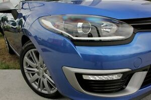 2015 Renault Megane III E95 Phase 2 GT-Line Cpe Cabrio Blue 6 Speed Constant Variable Convertible
