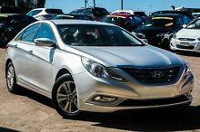 2011 Hyundai i45 YF MY11 Active Silver 6 Speed Sports Automatic Sedan Embleton Bayswater Area Preview