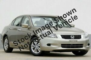 2010 Honda Accord 50 MY10 VTi Gold 5 Speed Automatic Sedan Minto Campbelltown Area Preview