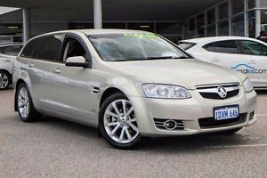 2011 Holden Commodore VE II MY12 Equipe Sportwagon Gold 6 Speed Sports Automatic Wagon Osborne Park Stirling Area Preview