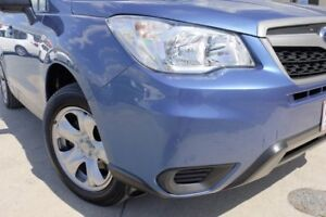 2014 Subaru Forester S4 MY14 2.5i Lineartronic AWD Blue 6 Speed Constant Variable Wagon
