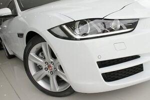 2015 Jaguar XE 20d PRESTIGE 20D Prestige White 8 Speed Automatic Sedan Petersham Marrickville Area Preview