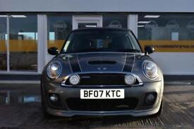 2007 07 MINI HATCH 1.6 JCW COOPER S GOOD AND BAD CREDIT CAR FINANCE AVAILABLE
