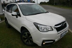 2016 Subaru Forester S4 MY16 2.5i-L CVT AWD White 6 Speed Constant Variable Wagon Mandurah Mandurah Area Preview