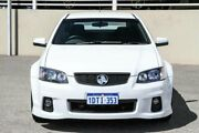 2011 Holden Commodore VE II MY12 SV6 White 6 Speed Automatic Sedan Cannington Canning Area Preview