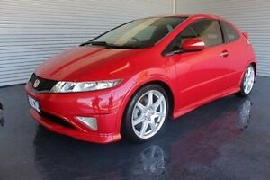 2007 Honda Civic 8th Gen MY07 Type R Red 6 Speed Manual Hatchback Parramatta Park Cairns City Preview
