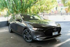 2019 Mazda 3 BP Series G25 Evolve Grey Sports Automatic Glenorchy Glenorchy Area Preview