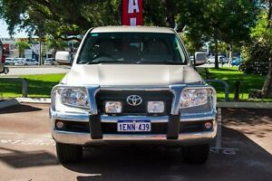 2009 Toyota Landcruiser VDJ200R MY10 GXL Gold 6 Speed Sports Automatic Wagon Wilson Canning Area Preview